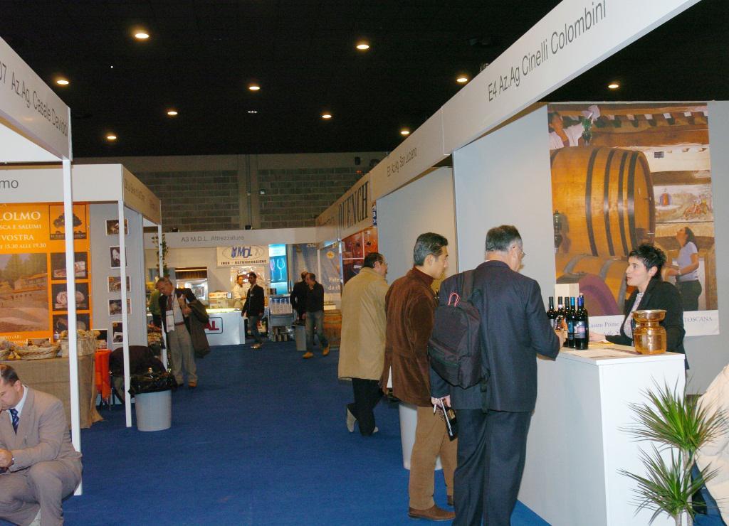 Arezzo Wine 2007