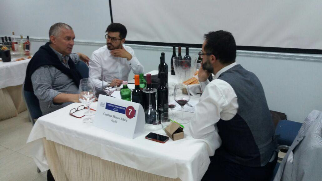Wine workshop Puglia