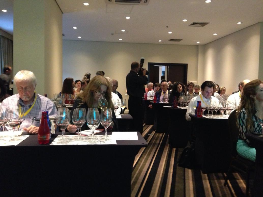 Master Class International Wine Traders San Paolo (Brasile)