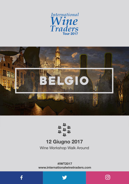 Wine Workshop Walk Around Ghent Belgium