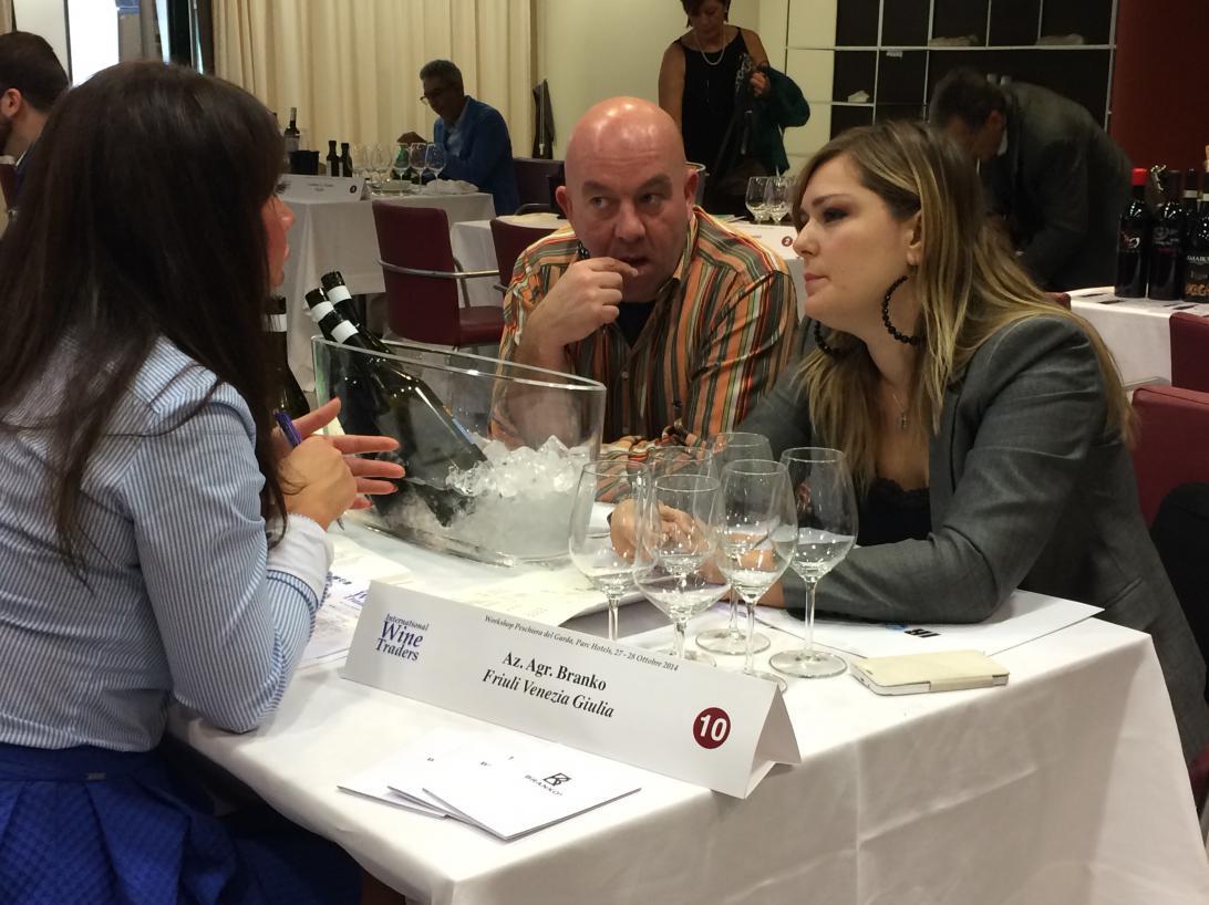 International Wine Traders Peschiera del Garda (Italia)