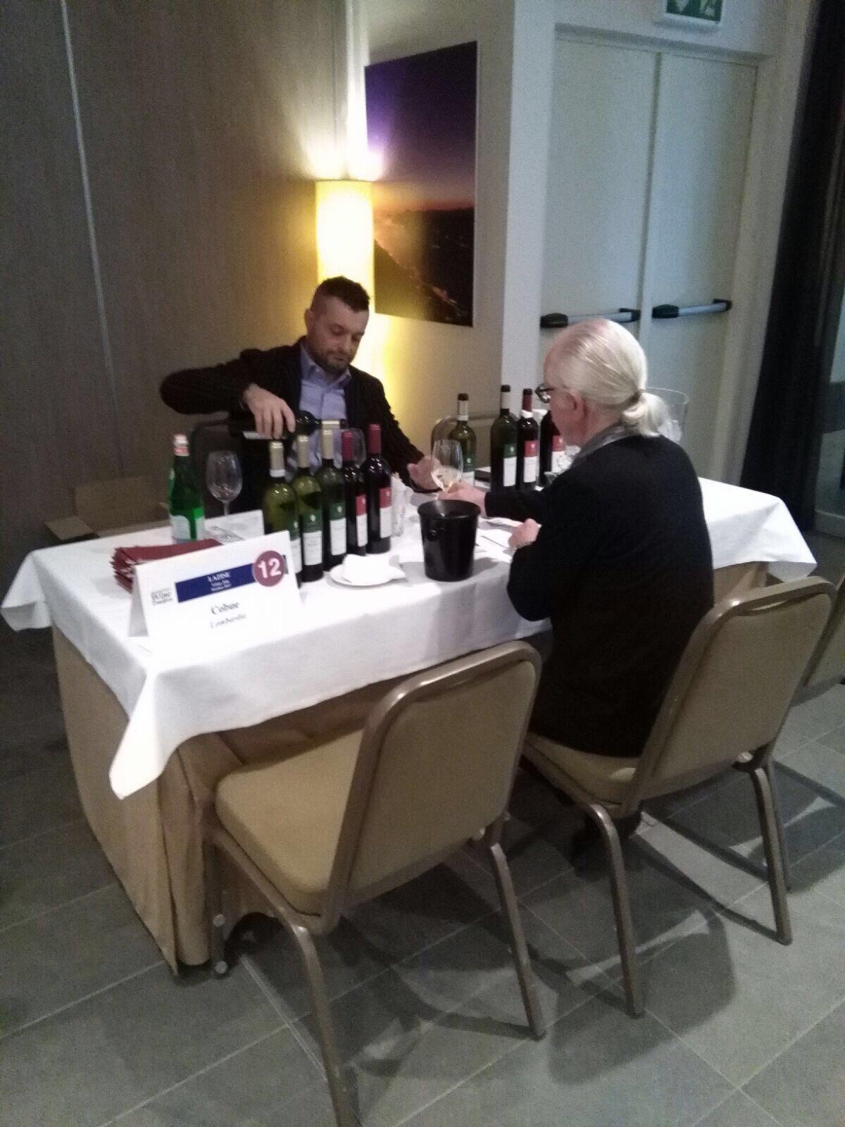 Wine workshop B2B International Wine Traders