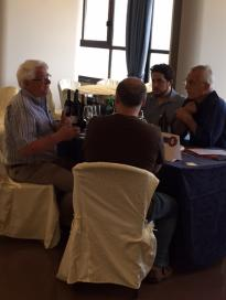 Workshop International Wine Traders Sicilia Giugno 2015
