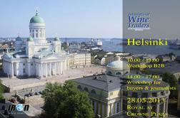 International Wine Traders, workshop e b2b Helsinki 28 maggio 2013
