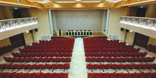 Sala Workshop IWT 2014 Hotel Giò