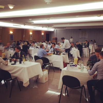 Workshop International Wine Traders Tour 2015