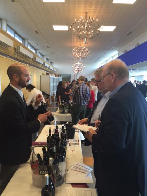 Workshop International Wine Traders Danimarca