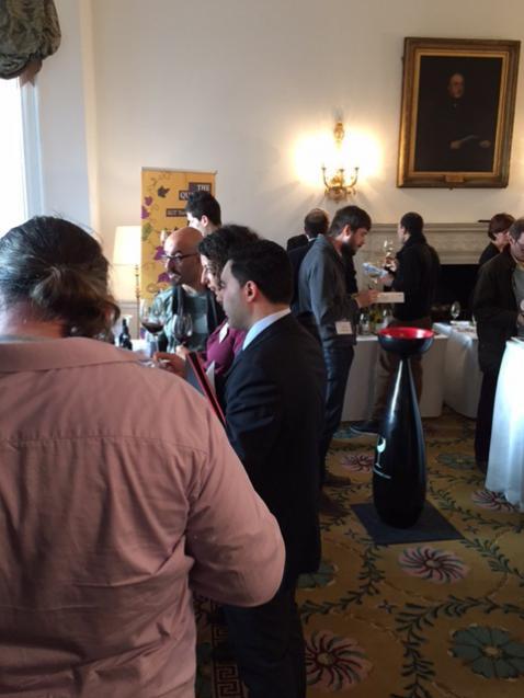 Workshop International Wine Traders Inghilterra
