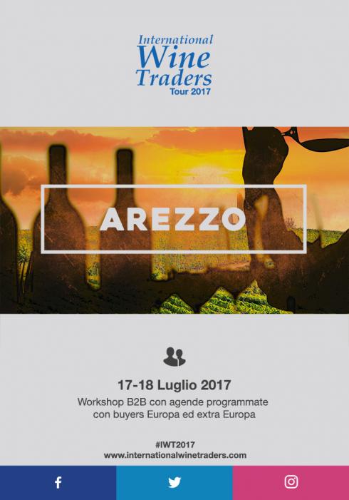 IWT Arezzo | Workshop B2B con agende programmate 17-18 luglio 2017