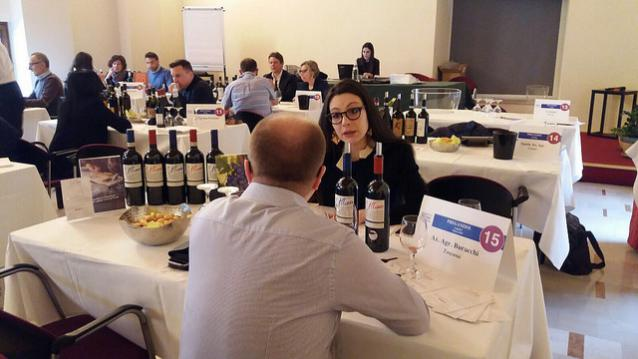 IWT wine Workshop B2B con agende programmate