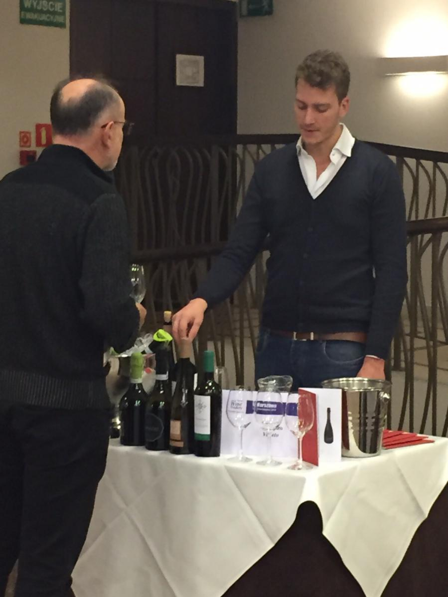 Workshop International Wine Traders, Varsavia 2015