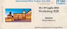 International WIne Traders Arezzo 2016