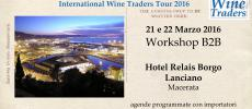 International Wine Traders Marche 2016