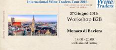 International Wine Traders   Monaco di Baviera Lunedi 27 Giugno 2016