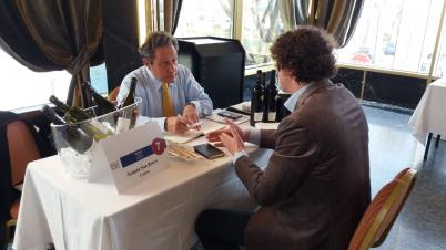 IWT Rimini, wine workshop