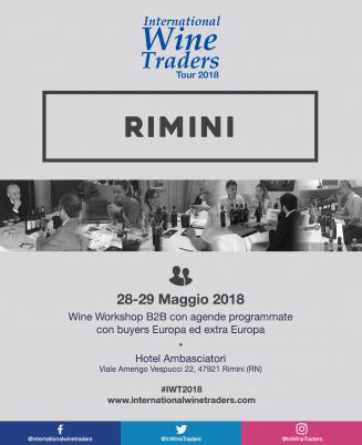 Wi8ne Workshop B2B Rimini