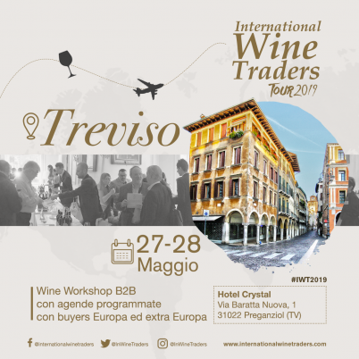 IWT Treviso | Workshop B2B con agende programmate