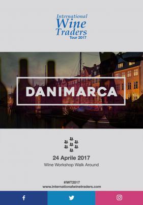 Workshop Walk Around International Wine Traders – Copenaghen 2017