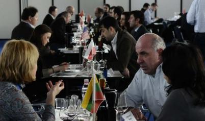 """Incontri """"One To One"""" organizzati, all'interno della fiera DivinoLounge http://www.saporerimini.it/fiera/presentazione_divino_lounge.asp"""