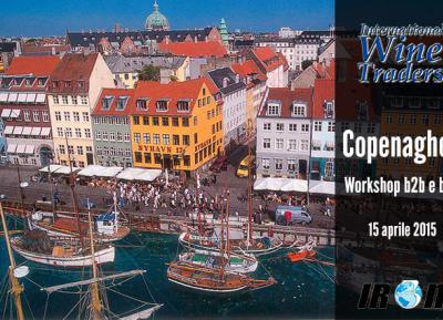 International Wine Traders 2015 Copenaghen