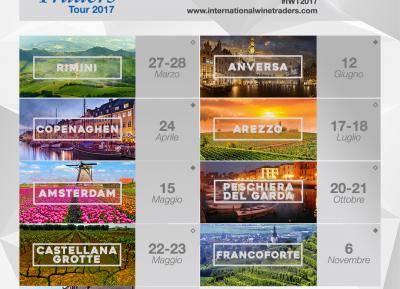 Tour promozione vino italiano all'estero