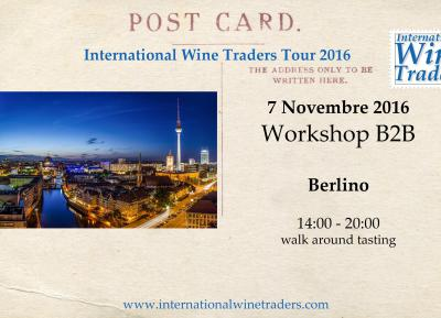 IWT Berlino 2016